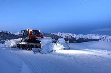 Baqueira adelanta su temporada de esquí a este sábado 23