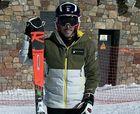 El mejor momento para tomar clases de esquí