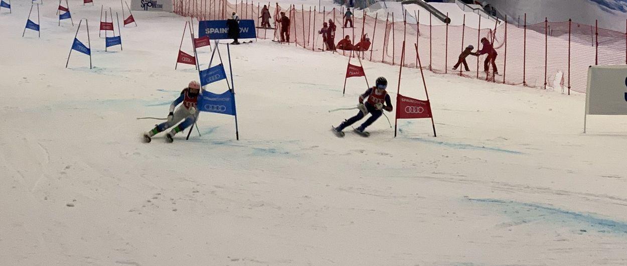 La RFEDI abre su temporada de competiciones de esquí en Madrid Snowzone