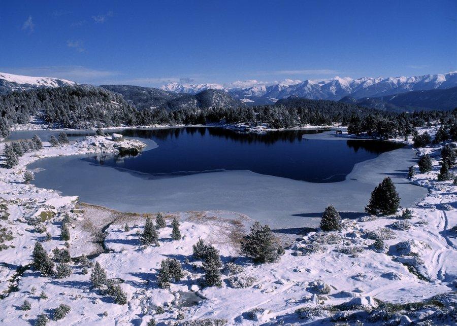 Lac de Vives - Paul Palau