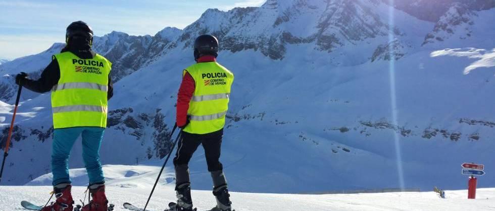 1 multa más por droga en las pistas de Aragón pero cero intrusismo laboral