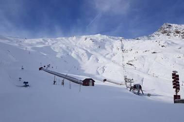 N'Py abrirá algunas de sus estaciones de esquí este sábado