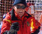 83 años y profesor en activo. Don Julián Velasco (Navacerrada)