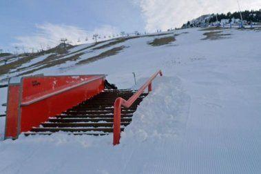 Candanchú prepara su Snow Park