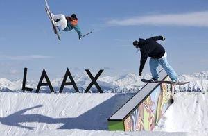 Laax: La mejor estación de Suiza