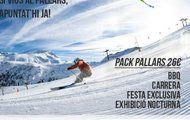 Campeonatos de Cataluña Universitarios esquí alpino