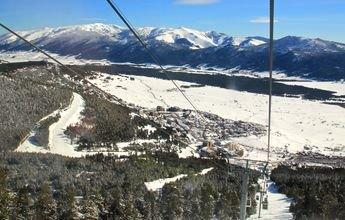 La nevada deja el mejor escenario para el Festival de Aventura de Les Angles