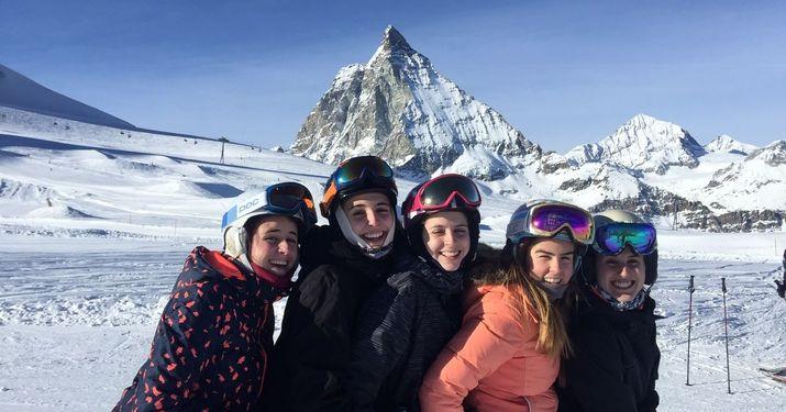 Valtournenche 2019. Trece años recorriendo juntos los Alpes.