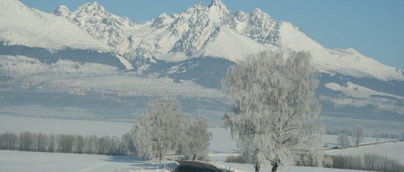 Viaje de Esquí y Turismo: Eslovaquia