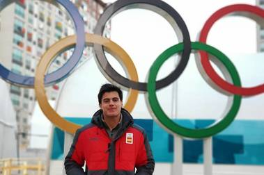 """Juan del Campo: """"En los JJOO debes esquiar a todo o nada"""""""