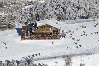 Fallece un esquiador en Pal-Arinsal