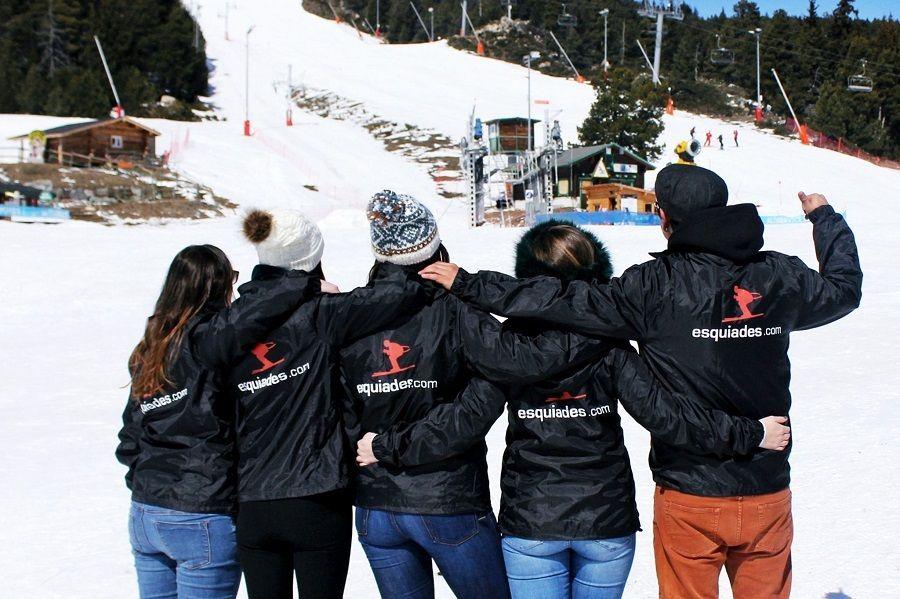 equipo Esquiades.com