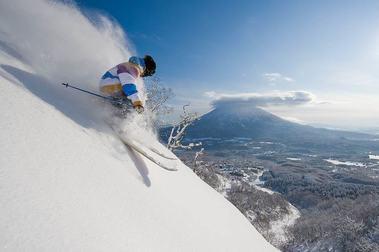 """Hokkaido, la nueva meca del freeride y el """"Japowder"""""""