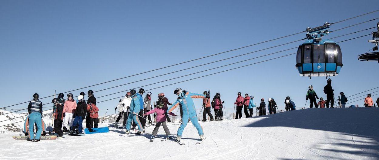 Grandvalira se deja estas tres pistas de esquí sin abrir este fin de semana