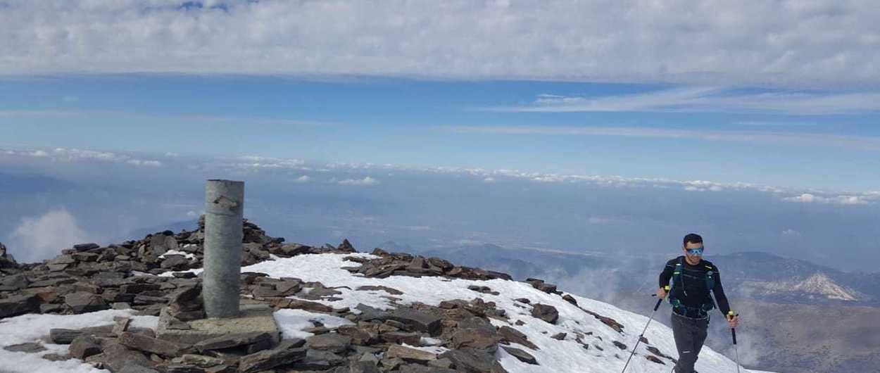 Esquiando fuera de la estación: Pico del Caballo