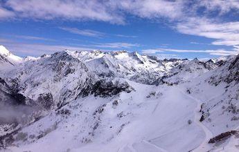 Artouste espera doblar su cifra de esquiadores esta temporada
