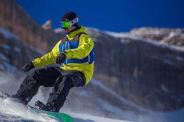 COVID-19 ¿Último finde de la temporada de esquí?