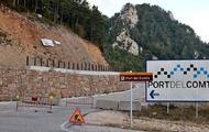Aprobada la mejora del acceso a la estación de esquí de Port del Comte