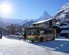 Zermatt: un pueblo peatonal y eléctrico