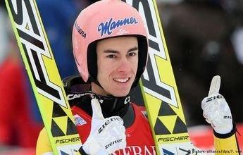 Stefan Kraft bate el record del mundo de salto de esquí