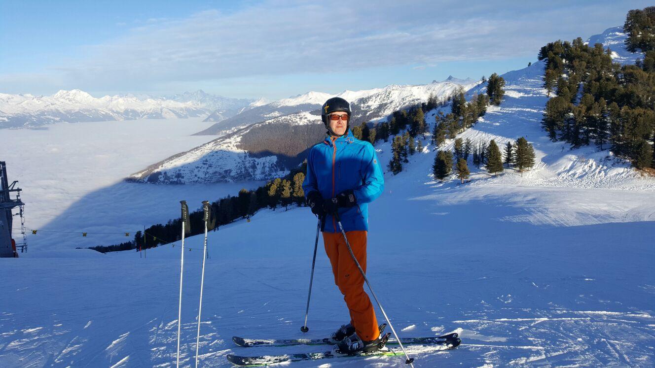 8 dias por los Alpes suizos (4 Vallées, Nendaz-Verbier)