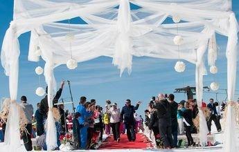 Cerler oficia la boda más alta de España