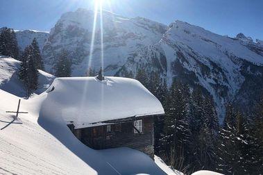 Engelberg es la estación de esquí con más nieve del planeta