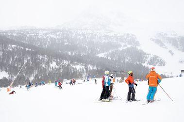 Grandvalira se mantiene fuerte con 200 kilómetros esquiables