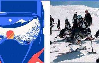 Comienzan los Campeonatos de España de Esquí adaptado en Sierra Nevada