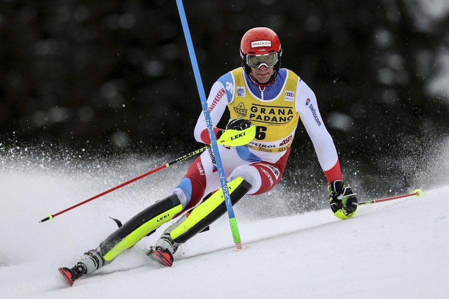 Ramon Zenhäusern, el gigante del slalom