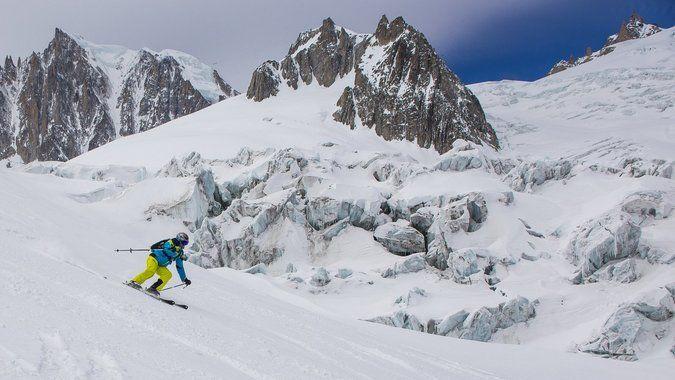 Pistas míticas - Vallée Blanche (Chamonix)