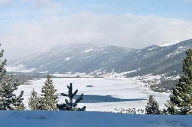 Esquí de fondo en la Cerdaña