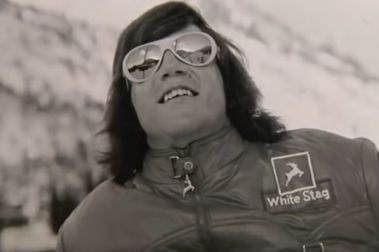 Leyendas del freestyle: Airborne Eddie Ferguson