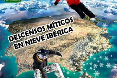 Descensos míticos en nieve Ibérica (Introducción)