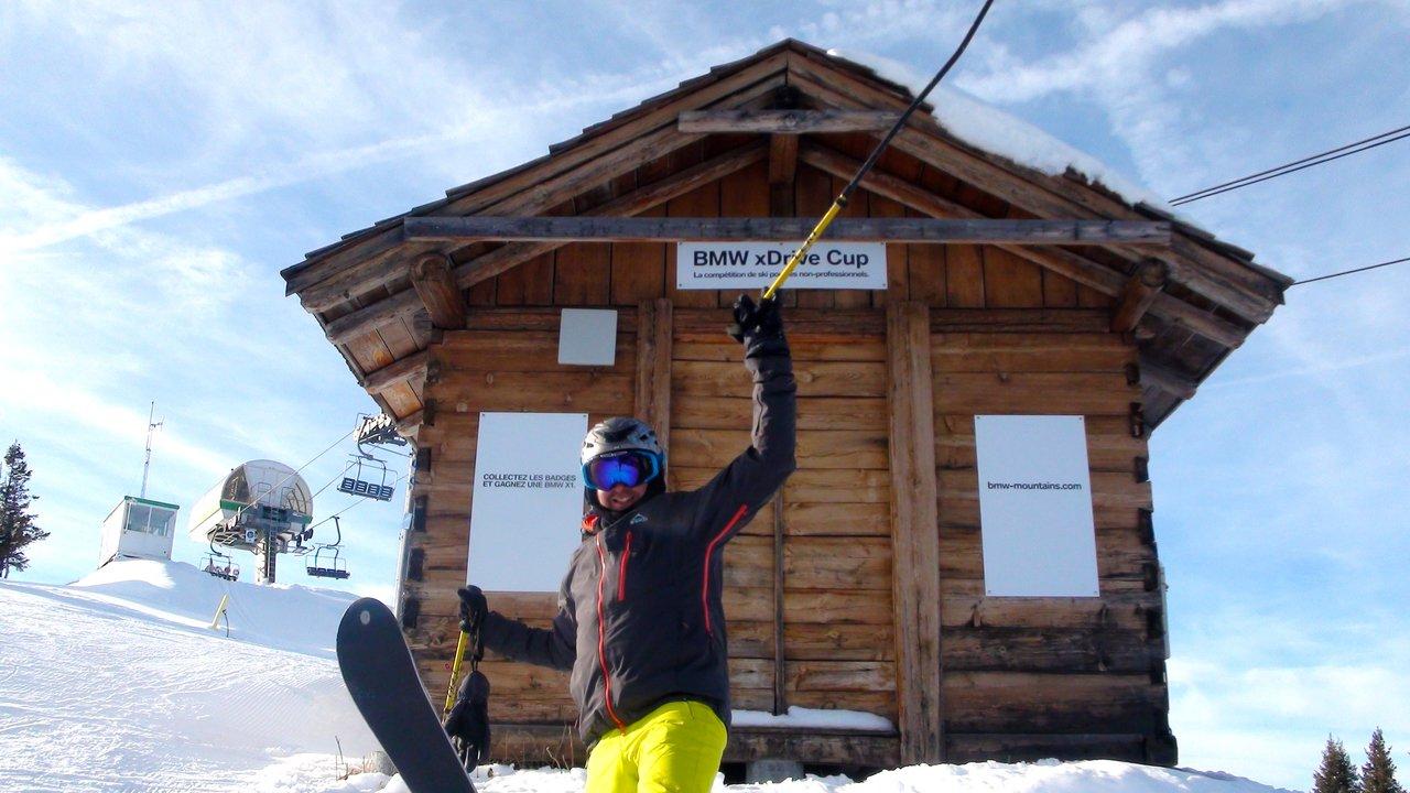 Resumen Temporada Esquí 2015-16