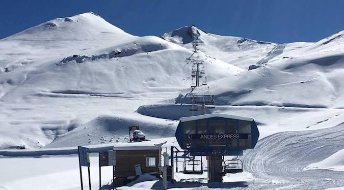 Valle Nevado confirma apertura para fines de Mayo