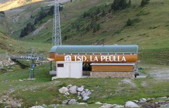Visto bueno a los cinco remontes nuevos de Baqueira en la Peulla