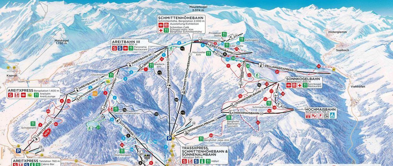 Luz verde a la megaestación de más de 400 kilómetros en Austria