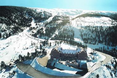 Comienza la construcción del nuevo aparcamiento en la estación de esquí de Port Ainé