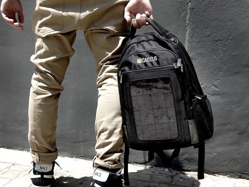 Gadgets que me gustan: más de la mochila solar