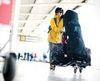 Iberia permitirá facturar gratis el material de esquí o snowboard