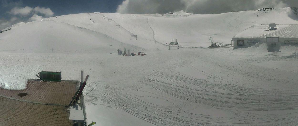 Les 2 Alpes levanta las limitaciones por COVID en sus pistas de esquí de verano