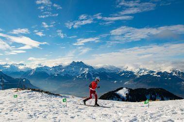 El esquí de montaña será olímpico en Milán-Cortina d'Ampezzo 2026