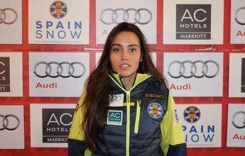 "Júlia Bargalló: ""mi objetivo son los Mundiales de Saint Moritz"""