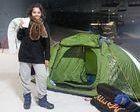 Ski Dubai ofrece acampar dentro de su pista de esquí