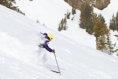 ¿Cruzarías El Charco para esquiar en California?
