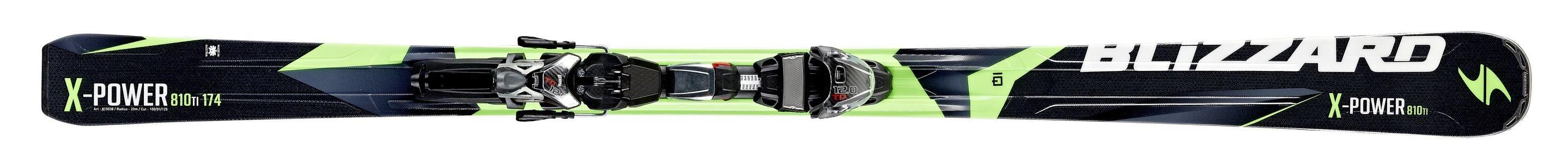 X-POWER 810 Ti IQ