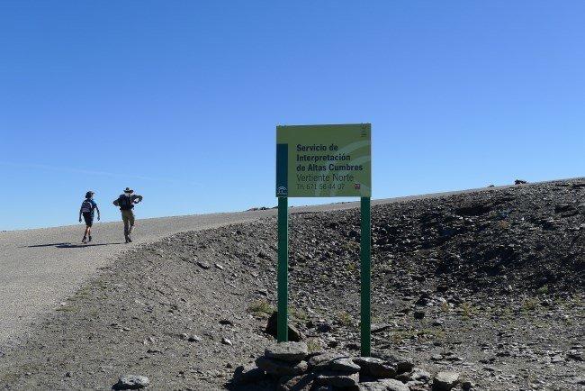 Rio Seco Parque Nacional Sierra Nevada