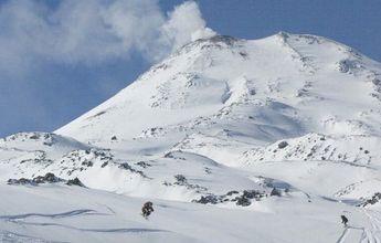 Excelentes condiciones de nieve en Nevados de Chillán