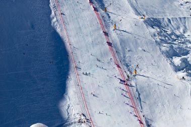 La Copa del Mundo de esquí alpino comenzará en Soelden sin espectadores